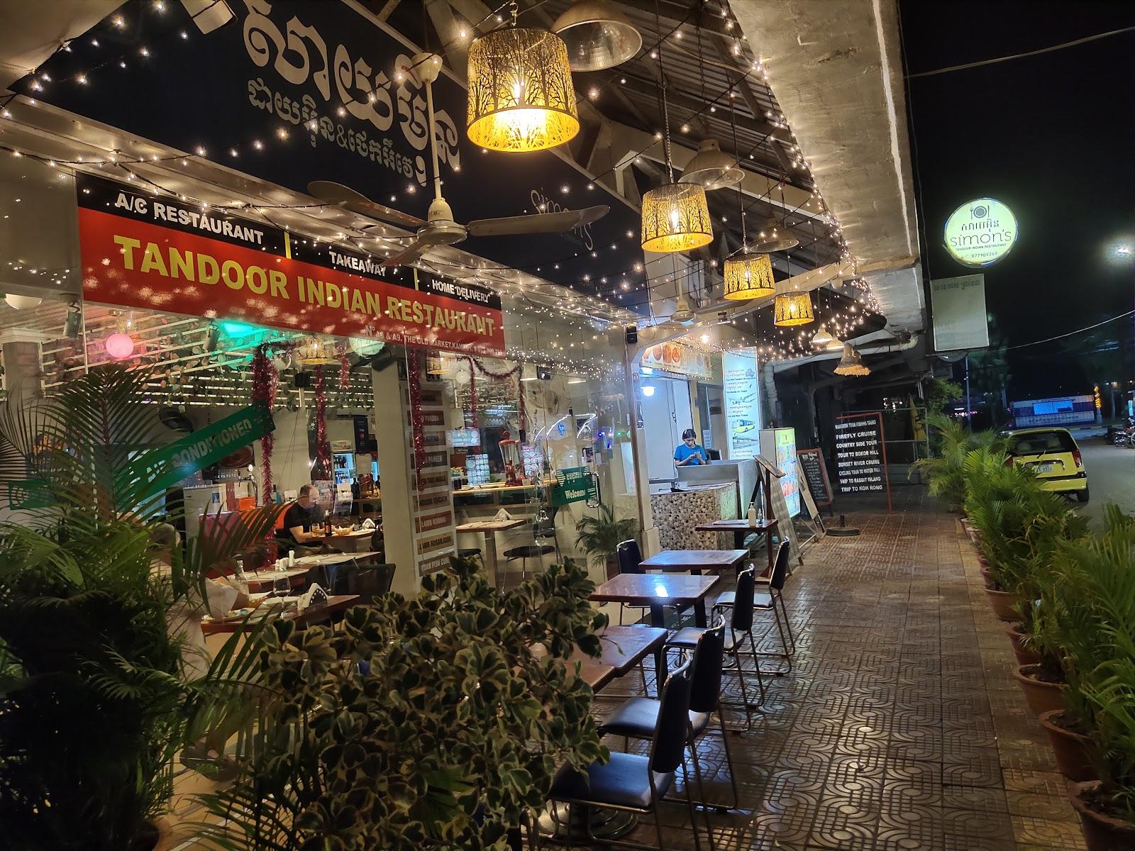 Simons Tandoor Indian Restaurant